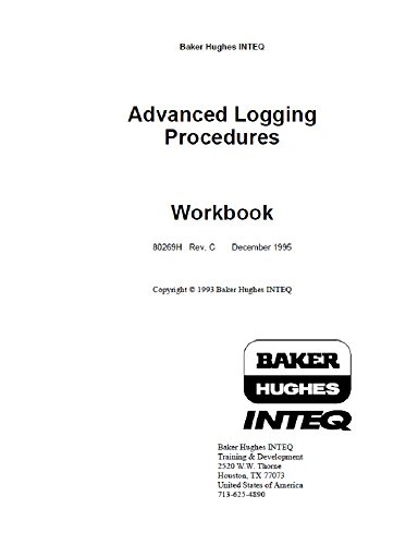 advanced-logging-procedures-well-logging-english-edition