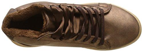 CASSIS COTE DAZUR Nathy, Baskets Basses Femme Marron (Bronze)