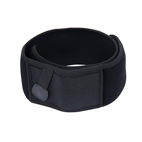 Donnagelia Taktische Elastische Gürtel Pistolenholster Gürtelholster mit Magazintasche für für Verdeckte Trageweise für Pistole