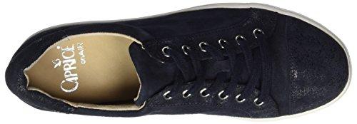 Caprice 23651, Scarpe da Ginnastica Basse Donna Blu (Ocean Comb)