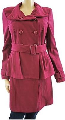 ASOS - Chaqueta - Básico - para mujer rojo Rot - raspberry red