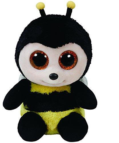 """Beanie Boo Bee - Buzby - 15cm 6"""""""