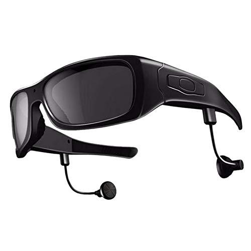 XZANTE Gafas Camara De Video Auriculares Estereo Bluetooth