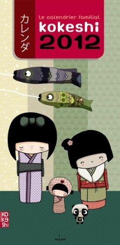Mon calendrier familial Kokoshi 2012
