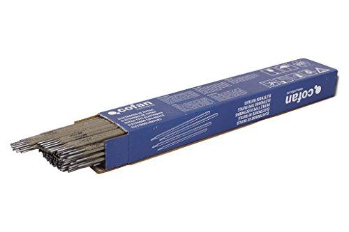 Cofan 09005200 electrodos universales de rutilo, 2 mm, Set de 175 Piezas