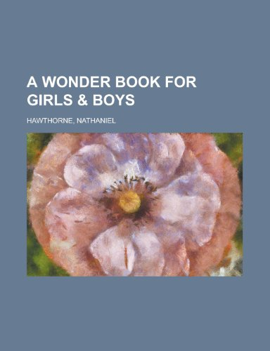 A Wonder Book for Girls