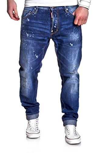 dsquared cool guy DSQUARED2 Jeans COOL GUY Blau S71LA0915 [50]
