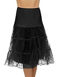 Tüll Petticoat Unterrock verschiedene Farben
