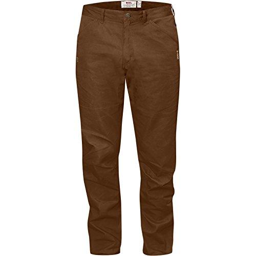 Fjällräven Herren High Coast Trousers Trekkinghose Chestnut