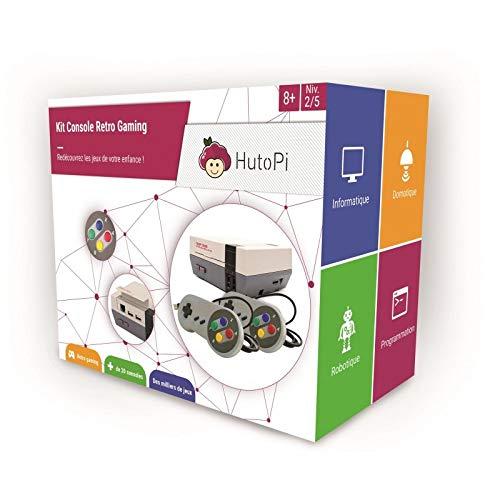 Console RetroGaming Hutopi (compatible Recalbox, RetroPie   )