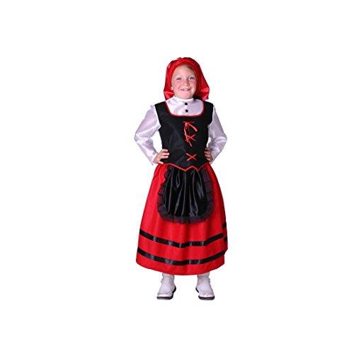 Hirten-Kostüm für Mädchen - 7-9 Jahre