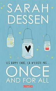Once and for all par Sarah Dessen