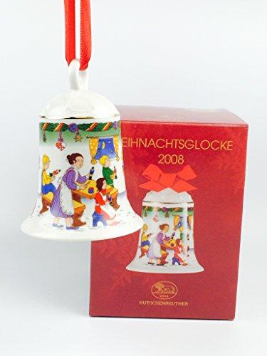 Hutschenreuther Porzellan Weihnachtsglocke 2008 in der Originalverpackung NEU 1.Wahl