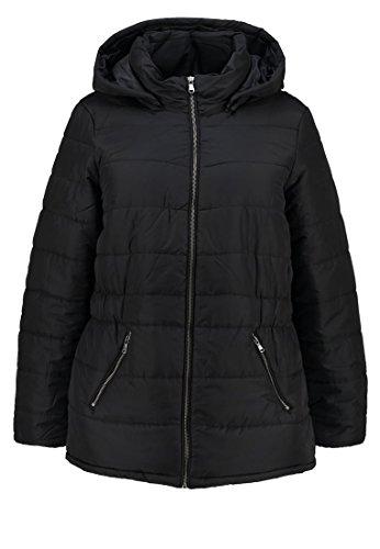 JUNAROSE JROVINE Damen Übergangsjacke Jacke black Grösse XXL