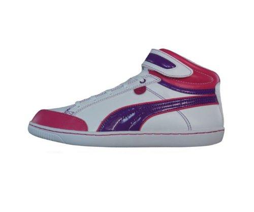 Puma Avila Mid femmes chaussures / Chaussures - blanc