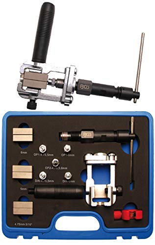 BGS 8310 | Hydraulisches Bördelgerät | Bördelwerkzeug | Bördelmaschine | für Bremsleitungen