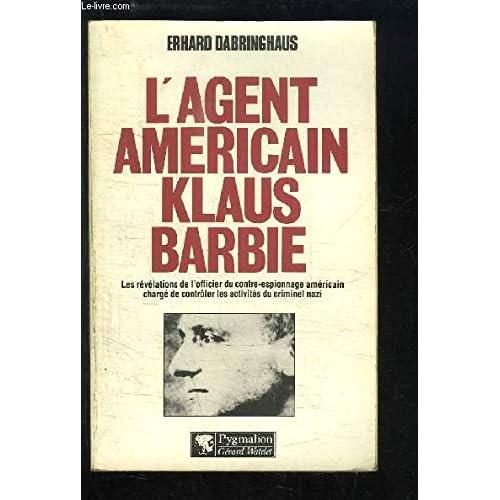 L'Agent américain Klaus Barbie