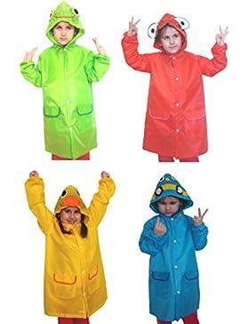Chubasquero con capucha niños Bo