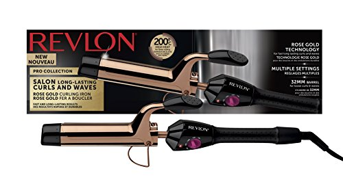 collection salon - 41zeOkfTpsL - REVLON Pro RVIR1159 Collection Salon Long-Last Curls and Waves Styler