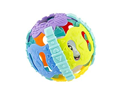 Baby Hand Grab Rattle Ball Infant Teaching aid Rattle Puzzle Fitness Soft Plastic Ball Baby Toy : everything £5 (or less!)