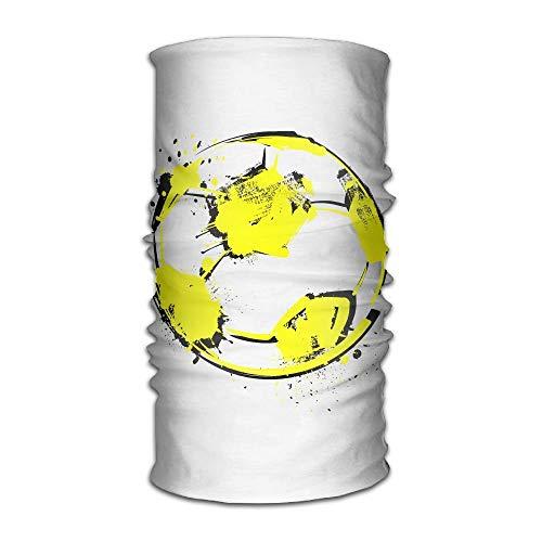 Bandana Stirnband Athletic Graffiti Football Magischer Multifunktionshandschal, Gesichtsmaske, Nackenschutz, Sturmhaube, Schweißband, Kopfbandage, UV-Beständigkeit für Outdoor-Sportarten.