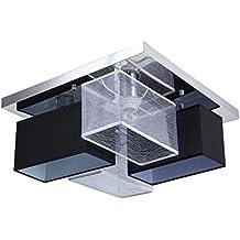 suchergebnis auf f r lampenschirm eckig schwarz. Black Bedroom Furniture Sets. Home Design Ideas