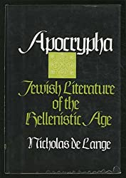 Apocrypha: Jewish Literature of the Hellenistic Age