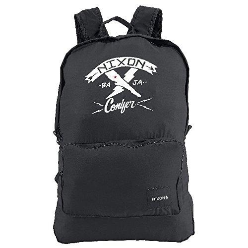 Nixon zaino Everyday Backpack nero / bianco
