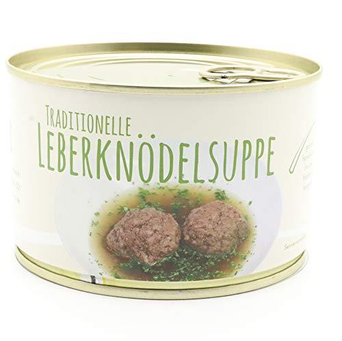 Diem Leberknödel Suppe, Festsuppe, Hochzeitssuppe / Dose 400g