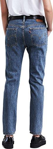 Levi's® Damen Jeans 501 Skinny Rolling Dice lang rolling dice