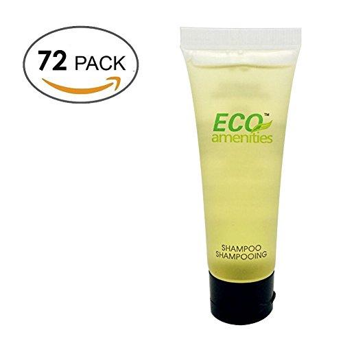 eco-amenities-transparent-tube-flip-cap-individually-wrapped-30ml-shampoo-72-tubes-per-case