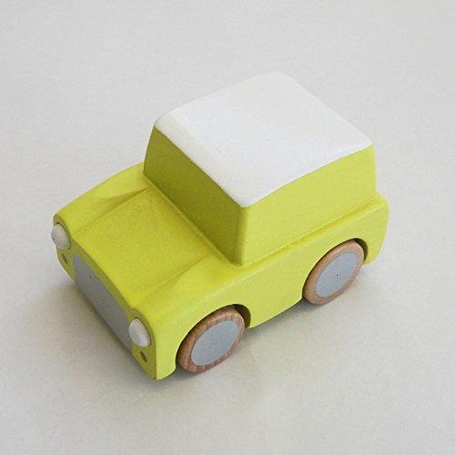 Preisvergleich Produktbild Kiko+ Kuruma Spielzeugauto in Gelb