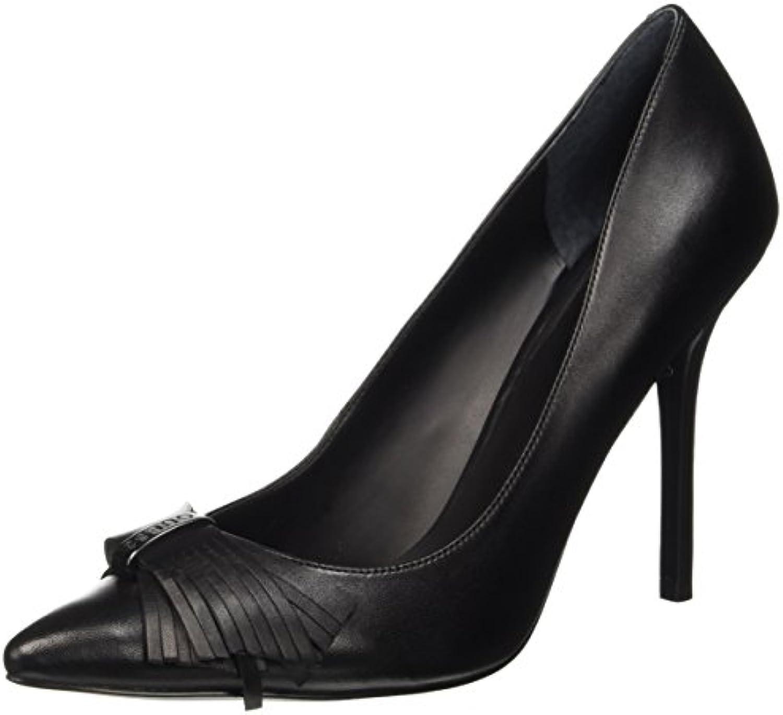 Guess Damen Pabie Geschlossene Sandalen 2018 Letztes Modell  Mode Schuhe Billig Online-Verkauf