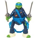 Leonardo manta N batalla de las Tortugas Ninja de las Tortugas Ninja figura de acción