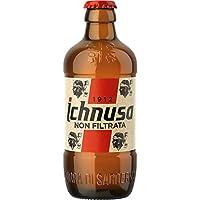 Birra Ichnusa Non Filtrata 5 vol. in bottiglia 33cl Cartone 24 Bottiglie