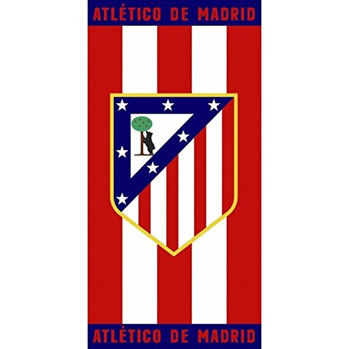 Atl/ético de Madrid Toalla Microfibra Ba/ño Playa Atl/ético de Madrid Nunca Dejes De Creer ATM 1903 70x140cm ATM2
