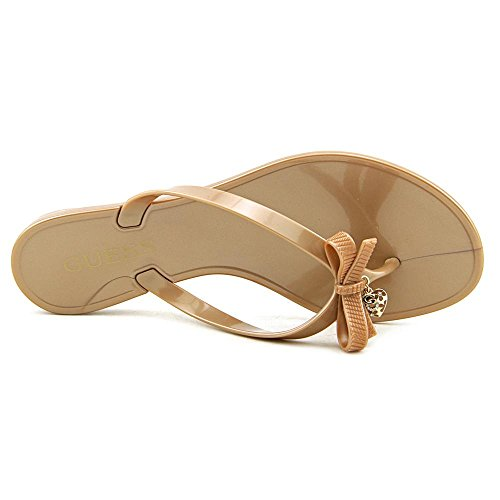 Guess Joyae Synthétique Tongs Light Natural Sy