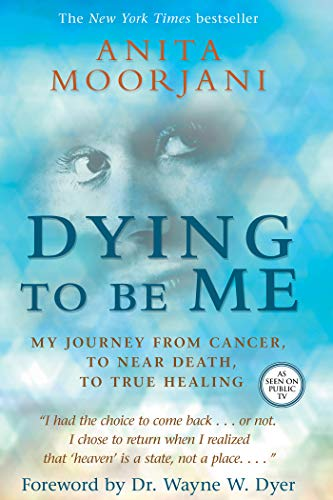 Dying to be Me Cover Image