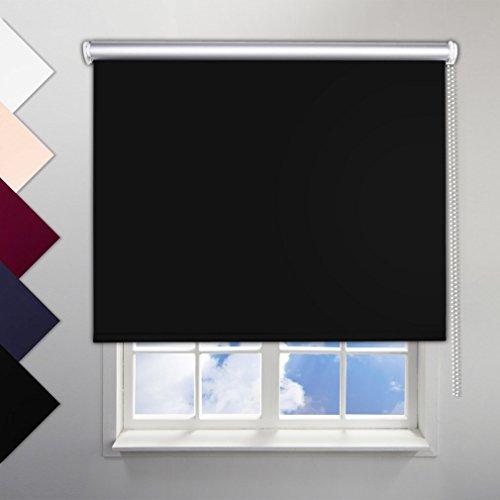 shiny-homer-sin-perforar-puerta-ventana-estores-enrollables-cortina-opaco-negro-120-x-230cm