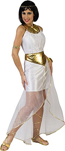 Göttin Helena Kostüm - Kostüm Griechin Helena Größe 40/42 Damen