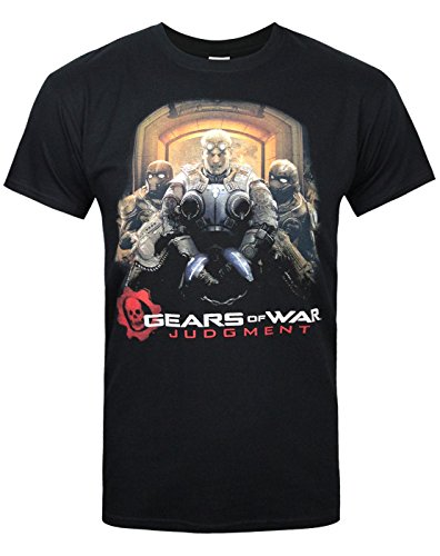 Uomo - Official - Gears Of War - T-Shirt (L)