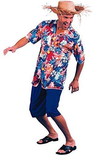 Imagen de disfraz de hawaiano  estándar