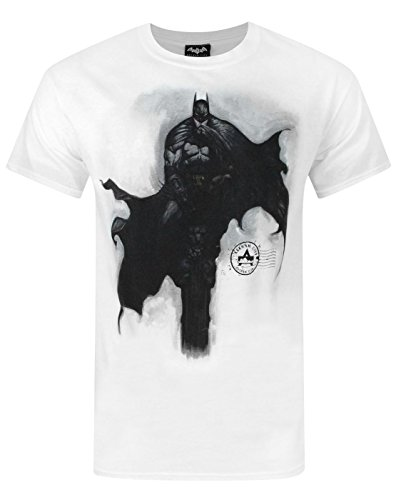 Uomo - DC Comics - Arkham City - T-Shirt (XL)