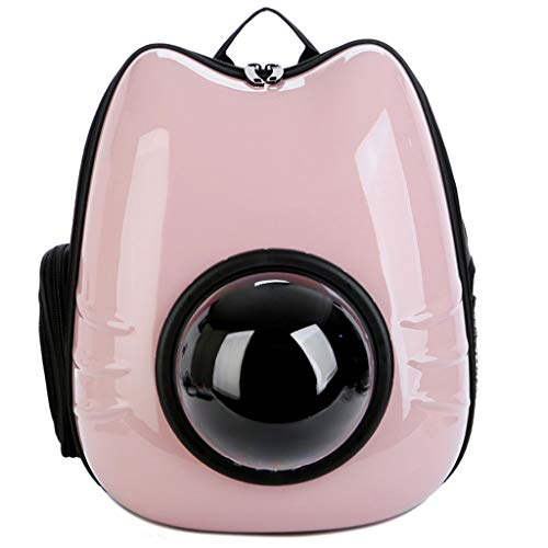 YM- Cat Carrier Backpack Dog Reise-Träger Space Capsule -