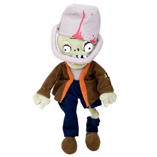 Plants vs Zombies - Zombie plush toy figure 30cm - original & licensed