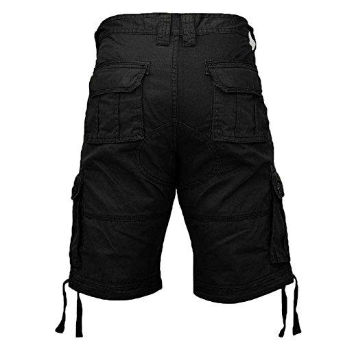 Duke London -  Pantaloncini  - Uomo Black