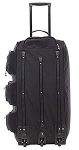 Large Lightweight Wheeled Duffle Holdall Travel bag Sports bag - 2 Year Warranty