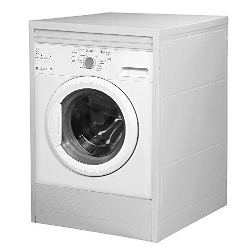 Divina Home - Mueble para lavadora con persiana