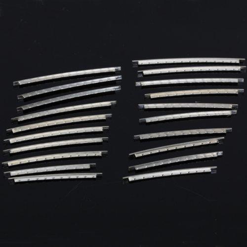Imagen de 20 piezas de  acustica traste trastes establece 2,0 mm alternativa
