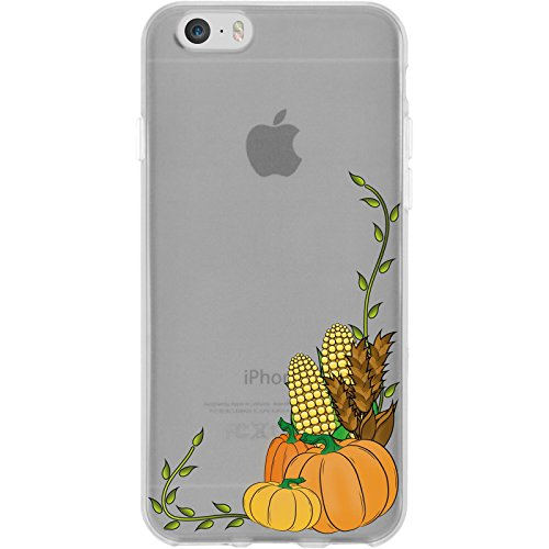 PhoneNatic Case für Apple iPhone 6 Plus / 6s Plus Silikon-Hülle Herbst Spinne/Spider M3 Case iPhone 6 Plus / 6s Plus Tasche + 2 Schutzfolien Motiv:05